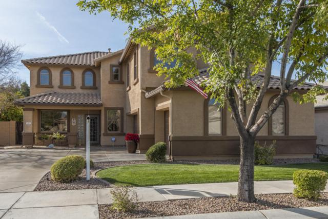 28 N 163RD Drive, Goodyear, AZ 85338 (MLS #5711727) :: The Daniel Montez Real Estate Group