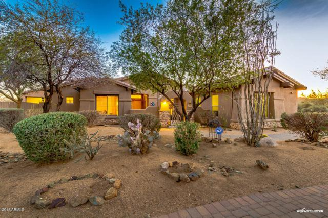 4777 E Quailbrush Road, Cave Creek, AZ 85331 (MLS #5711733) :: The Daniel Montez Real Estate Group