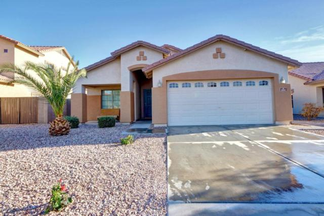 2043 S 217TH Avenue, Buckeye, AZ 85326 (MLS #5711790) :: The AZ Performance Realty Team