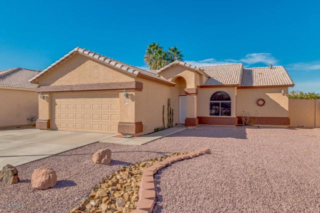 12100 N 82ND Avenue, Peoria, AZ 85345 (MLS #5711805) :: The Daniel Montez Real Estate Group