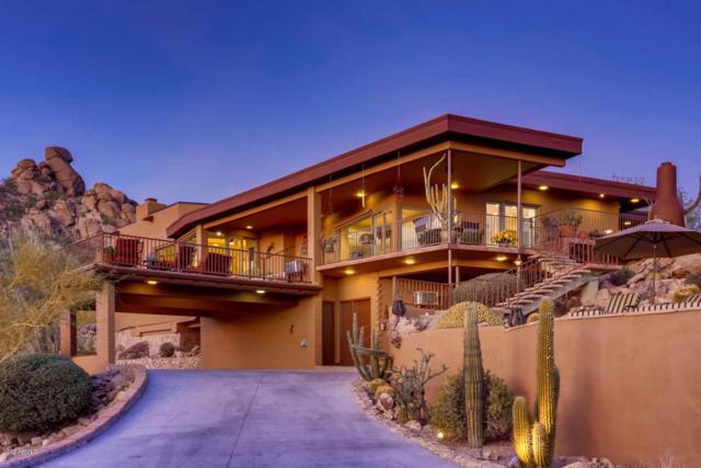6864 E Stagecoach Pass Road, Carefree, AZ 85377 (MLS #5711815) :: RE/MAX Excalibur
