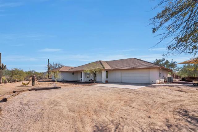 30619 N 63RD Street, Cave Creek, AZ 85331 (MLS #5711827) :: The Daniel Montez Real Estate Group