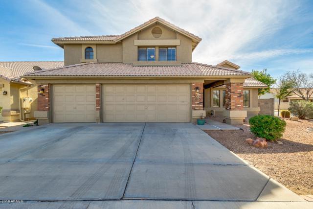 555 W Silver Creek Road, Gilbert, AZ 85233 (MLS #5711910) :: The Daniel Montez Real Estate Group