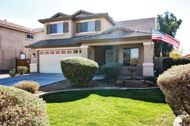 111 W Hereford Drive, San Tan Valley, AZ 85143 (MLS #5711927) :: The Daniel Montez Real Estate Group
