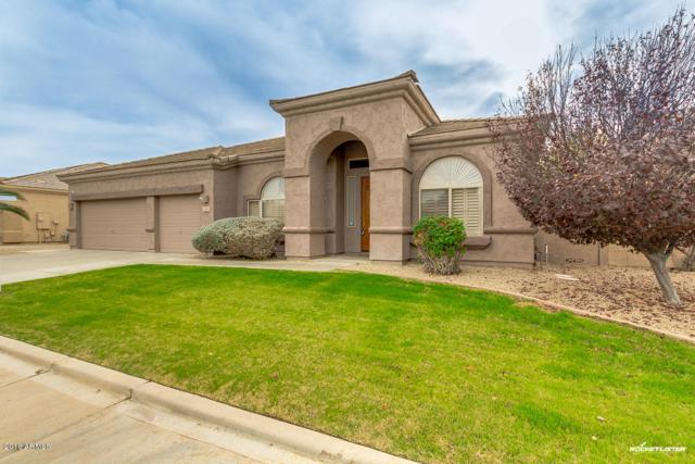 2483 E Hulet Drive, Chandler, AZ 85225 (MLS #5711929) :: The Daniel Montez Real Estate Group