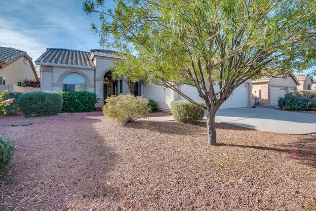 2345 E Robin Lane, Gilbert, AZ 85296 (MLS #5711941) :: The Daniel Montez Real Estate Group