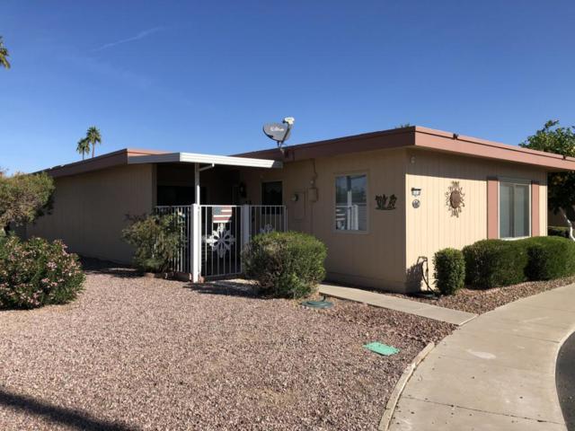 13232 N 98TH Avenue T, Sun City, AZ 85351 (MLS #5711983) :: Ashley & Associates