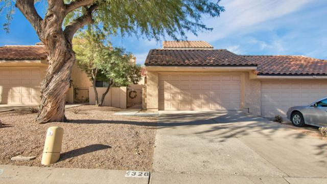 326 E Lilac Drive, Tempe, AZ 85281 (MLS #5711999) :: The Daniel Montez Real Estate Group