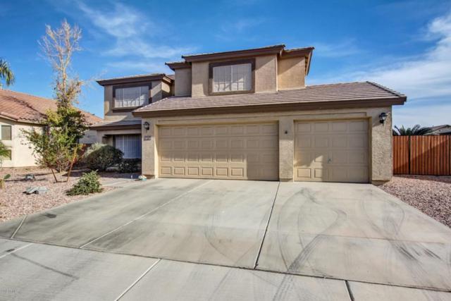 31469 N Blackfoot Drive, San Tan Valley, AZ 85143 (MLS #5712023) :: The Daniel Montez Real Estate Group
