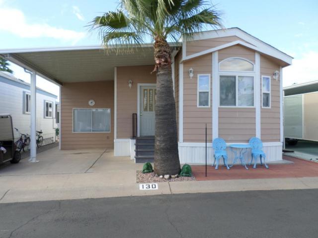 3710 S Goldfield Road #130, Apache Junction, AZ 85119 (MLS #5712066) :: Brett Tanner Home Selling Team