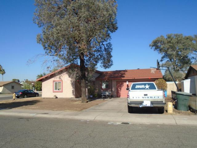 8418 W Fairmount Avenue, Phoenix, AZ 85037 (MLS #5712157) :: The Daniel Montez Real Estate Group