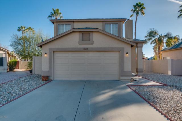 19041 N 30th Place, Phoenix, AZ 85050 (MLS #5712189) :: RE/MAX Excalibur