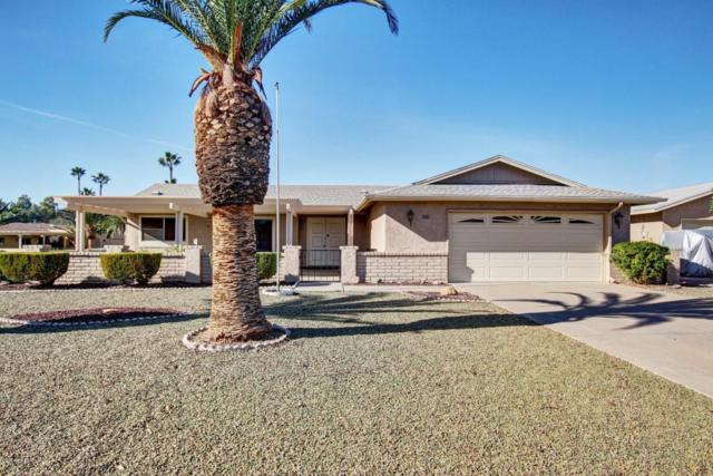 1670 Leisure World, Mesa, AZ 85206 (MLS #5712242) :: Santizo Realty Group