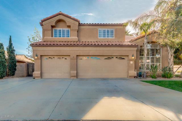 1417 E Horseshoe Avenue, Gilbert, AZ 85296 (MLS #5712253) :: The Wehner Group