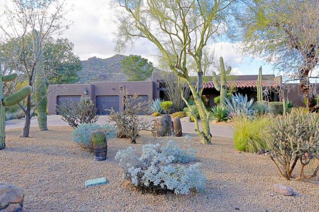 2027 E Smoketree Drive, Carefree, AZ 85377 (MLS #5712276) :: The Wehner Group
