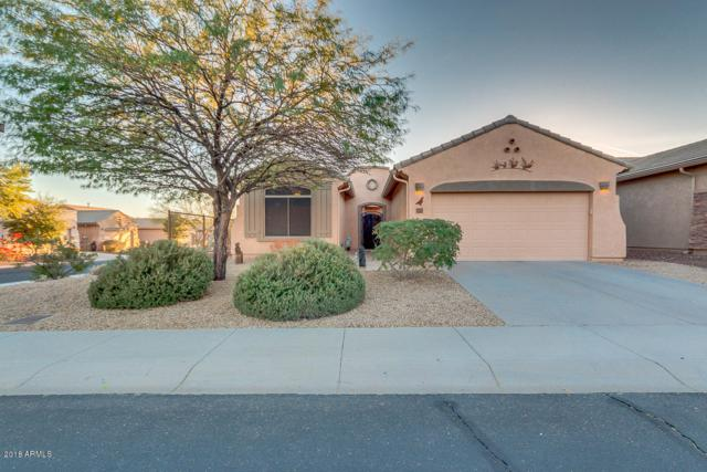 10121 E Prospector Drive, Gold Canyon, AZ 85118 (MLS #5712277) :: The Pete Dijkstra Team