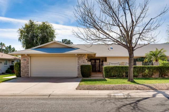 12927 W Shadow Hills Drive, Sun City West, AZ 85375 (MLS #5712284) :: Desert Home Premier