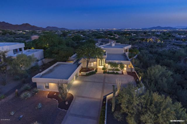 9349 E Calle De Las Brisas, Scottsdale, AZ 85255 (MLS #5712312) :: Santizo Realty Group