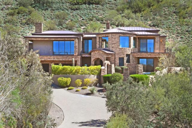 9615 N Fireridge Trail, Fountain Hills, AZ 85268 (MLS #5712317) :: The Wehner Group