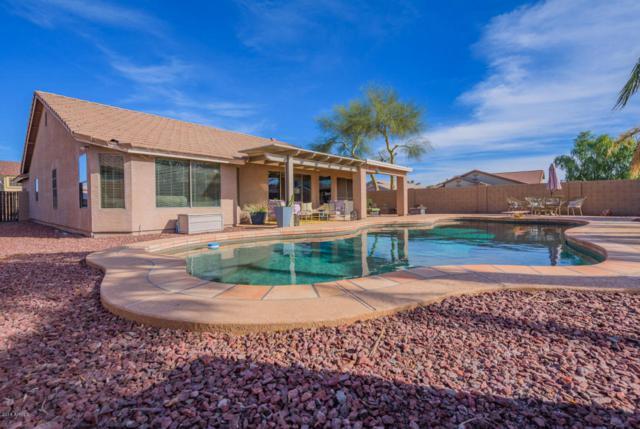 1581 E Bowman Drive, Casa Grande, AZ 85122 (MLS #5712319) :: The Wehner Group