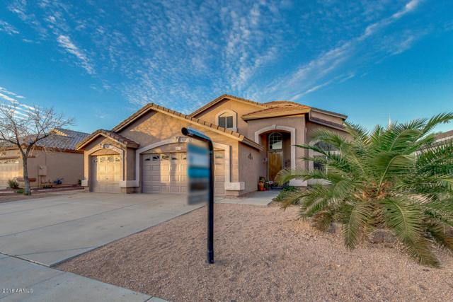 800 W Cherrywood Drive, Chandler, AZ 85248 (MLS #5712320) :: The Wehner Group
