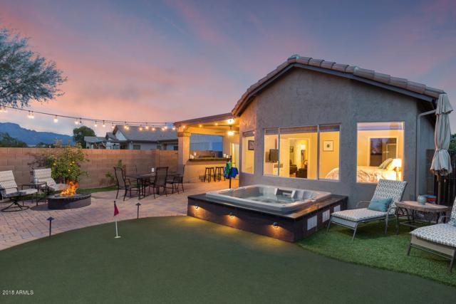 9670 E Stone Circle Lane, Gold Canyon, AZ 85118 (MLS #5712387) :: The Pete Dijkstra Team