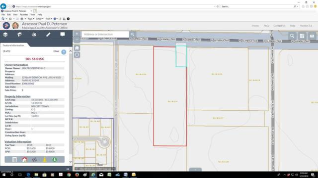 12417 W Glendale Avenue, Glendale, AZ 85307 (MLS #5712416) :: Sibbach Team - Realty One Group