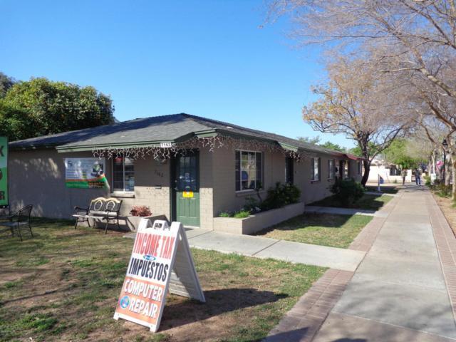 7162 N 57TH Avenue, Glendale, AZ 85301 (MLS #5712470) :: Desert Home Premier