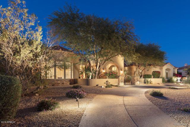 7836 E Santa Catalina Drive, Scottsdale, AZ 85255 (MLS #5712487) :: Lifestyle Partners Team
