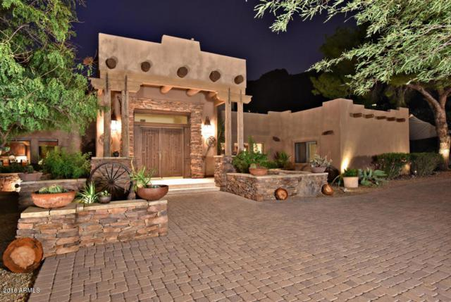 7500 N Black Rock Trail, Paradise Valley, AZ 85253 (MLS #5712534) :: Sibbach Team - Realty One Group