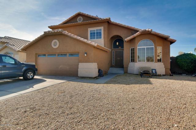 17902 N 86TH Lane, Peoria, AZ 85382 (MLS #5712536) :: Sibbach Team - Realty One Group
