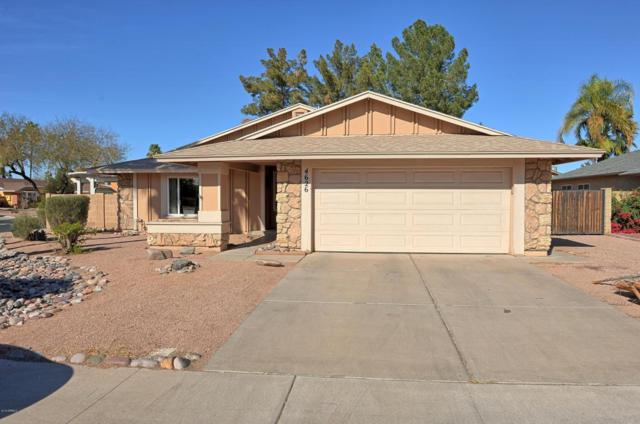 4626 W Milky Way, Chandler, AZ 85226 (MLS #5712565) :: Sibbach Team - Realty One Group