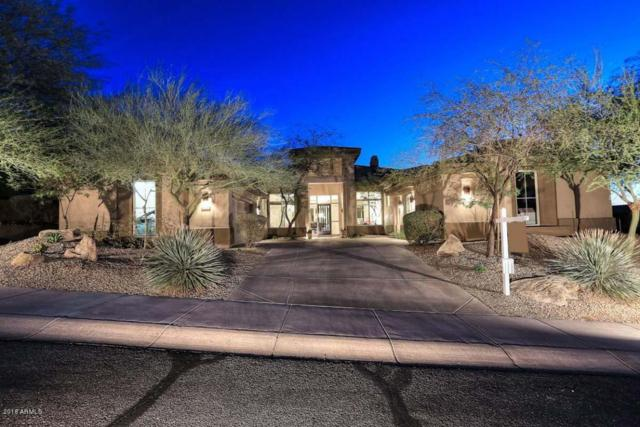 11503 E Caribbean Lane, Scottsdale, AZ 85255 (MLS #5712604) :: Keller Williams Realty Phoenix