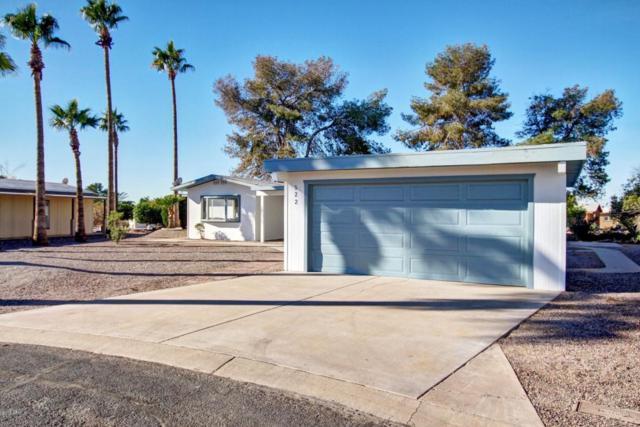 522 S 83rd Way, Mesa, AZ 85208 (MLS #5712607) :: The Daniel Montez Real Estate Group