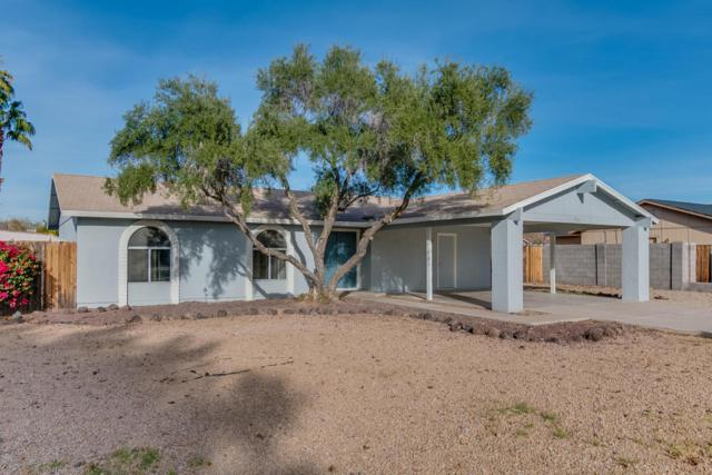 7322 W Carol Avenue, Peoria, AZ 85345 (MLS #5712624) :: Sibbach Team - Realty One Group