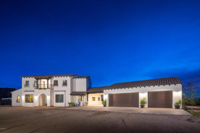 1689 W Adobe Dam Road, Queen Creek, AZ 85142 (MLS #5712626) :: The Pete Dijkstra Team