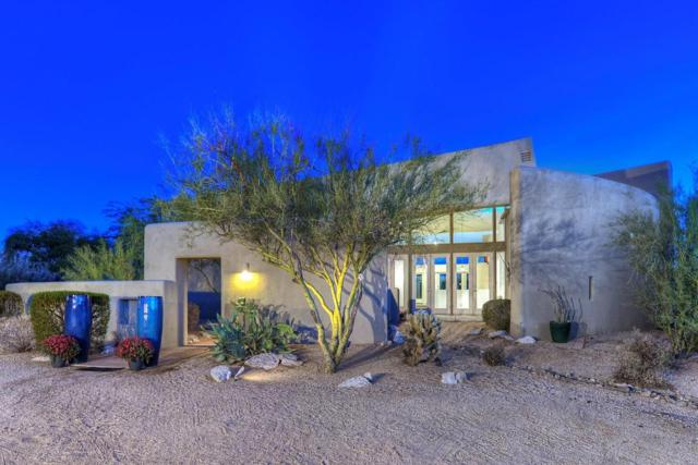 8400 E Dixileta Drive #138, Scottsdale, AZ 85266 (MLS #5712634) :: Keller Williams Realty Phoenix