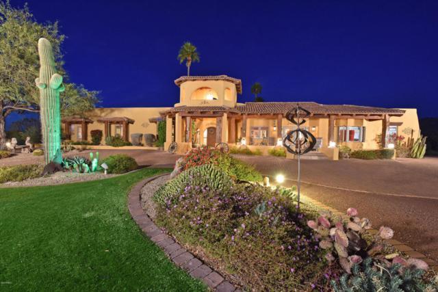 9716 E Mariposa Grande Drive, Scottsdale, AZ 85255 (MLS #5712679) :: Sibbach Team - Realty One Group