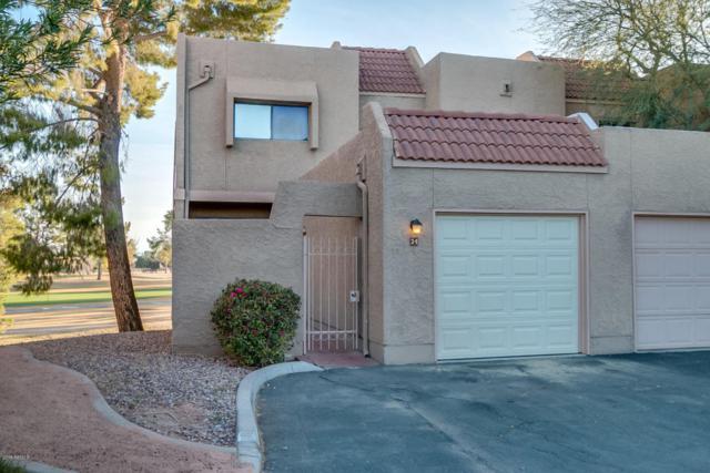 2524 S El Paradiso #34, Mesa, AZ 85202 (MLS #5712799) :: The Pete Dijkstra Team