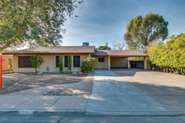 428 N Beverly, Mesa, AZ 85201 (MLS #5712802) :: The Pete Dijkstra Team