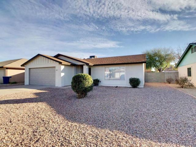 803 W Palomino Drive, Chandler, AZ 85225 (MLS #5713017) :: The Everest Team at My Home Group
