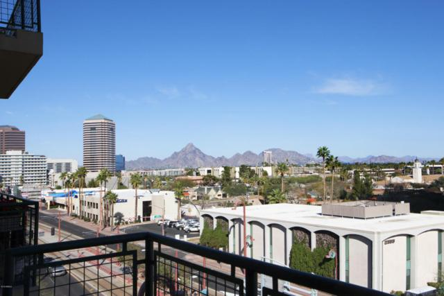 2302 N Central Avenue #510, Phoenix, AZ 85004 (MLS #5713123) :: The Laughton Team