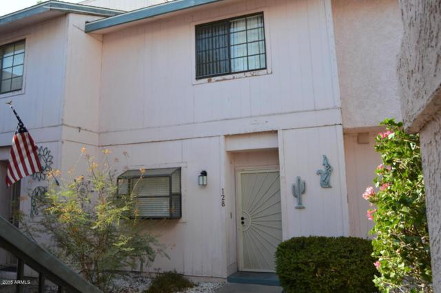 6550 N 47TH Avenue #128, Glendale, AZ 85301 (MLS #5713167) :: Brett Tanner Home Selling Team