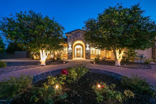 3453 E Ivyglen Circle, Mesa, AZ 85213 (MLS #5713408) :: Cambridge Properties