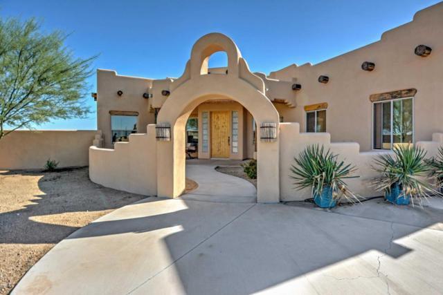 2663 E Jolynn Way, Coolidge, AZ 85128 (MLS #5713460) :: Yost Realty Group at RE/MAX Casa Grande