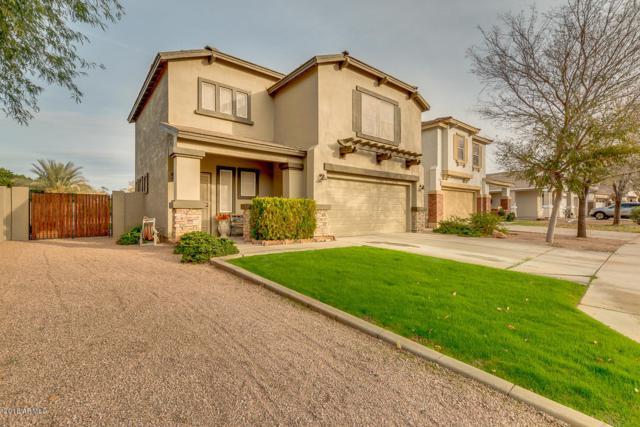 10610 E Plata Avenue, Mesa, AZ 85212 (MLS #5713771) :: The Everest Team at My Home Group