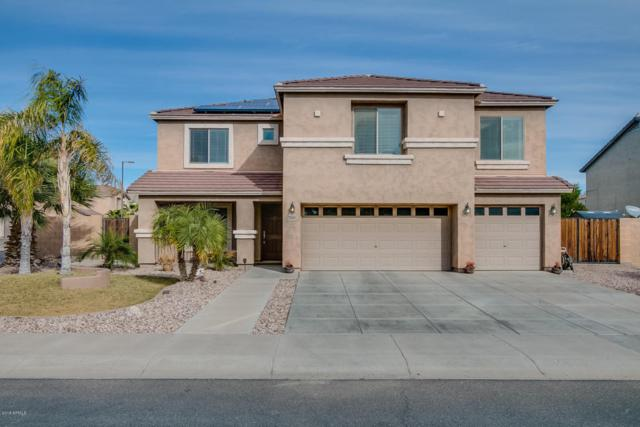 22656 W Kimberly Drive, Buckeye, AZ 85326 (MLS #5713788) :: The Everest Team at My Home Group
