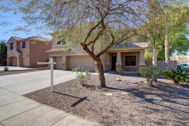 41702 N Rabbit Brush Trail, San Tan Valley, AZ 85140 (MLS #5714011) :: Kortright Group - West USA Realty
