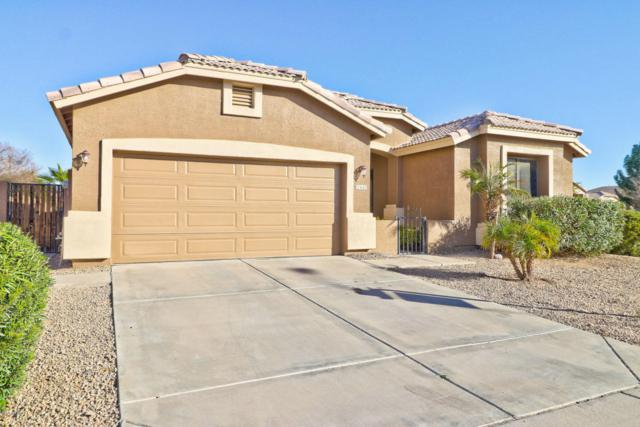 1624 E Aloe Place, Chandler, AZ 85286 (MLS #5714030) :: Kortright Group - West USA Realty