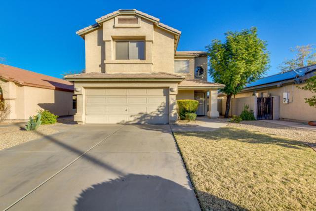 2186 E Arabian Drive, Gilbert, AZ 85296 (MLS #5714184) :: Yost Realty Group at RE/MAX Casa Grande